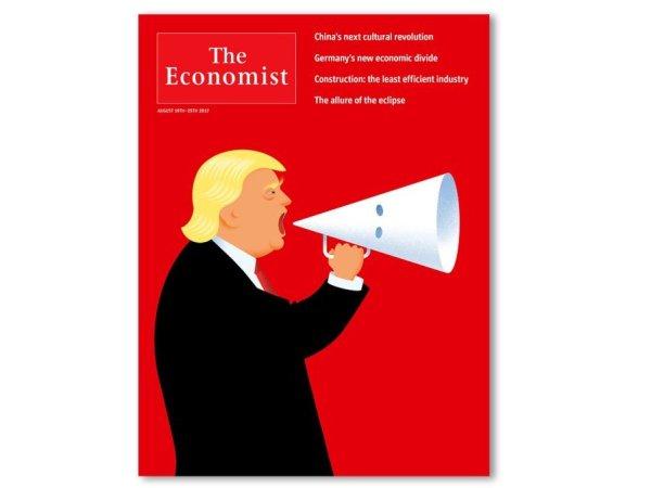 trump economist klan cover