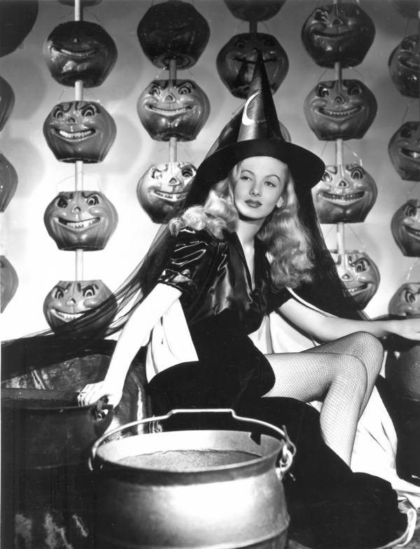 witch veronica lake