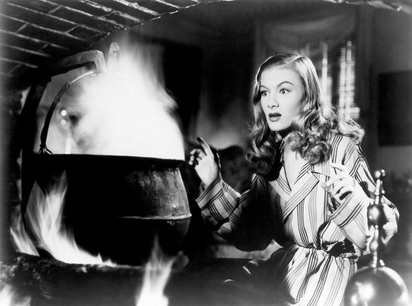 witch veronica lake2