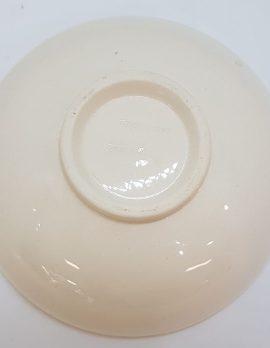 Moorcroft Round White Floral Design Dish