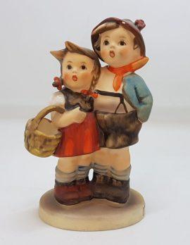 Vintage German Hummel Figurine - Surprise