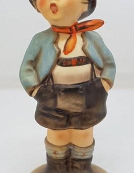 Vintage German Hummel Figurine - Brother