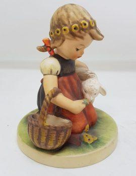Vintage German Hummel Figurine - Favourite Pet