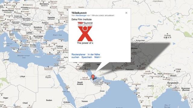 TEDxSummit in Doha – ich bin schon ganz aufgeregt