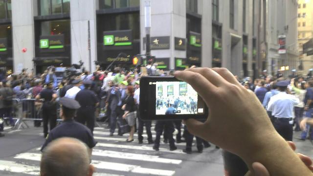 Massenmedien und Medien-Massen am Beispiel von Occupy Wall Street – Gutenberg Lab