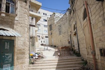 Gasse in Bethlehem