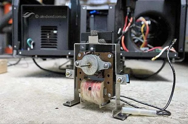 Beseler dichro 45s fan motor