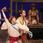 Alex Burkart in The Comedy of Errors