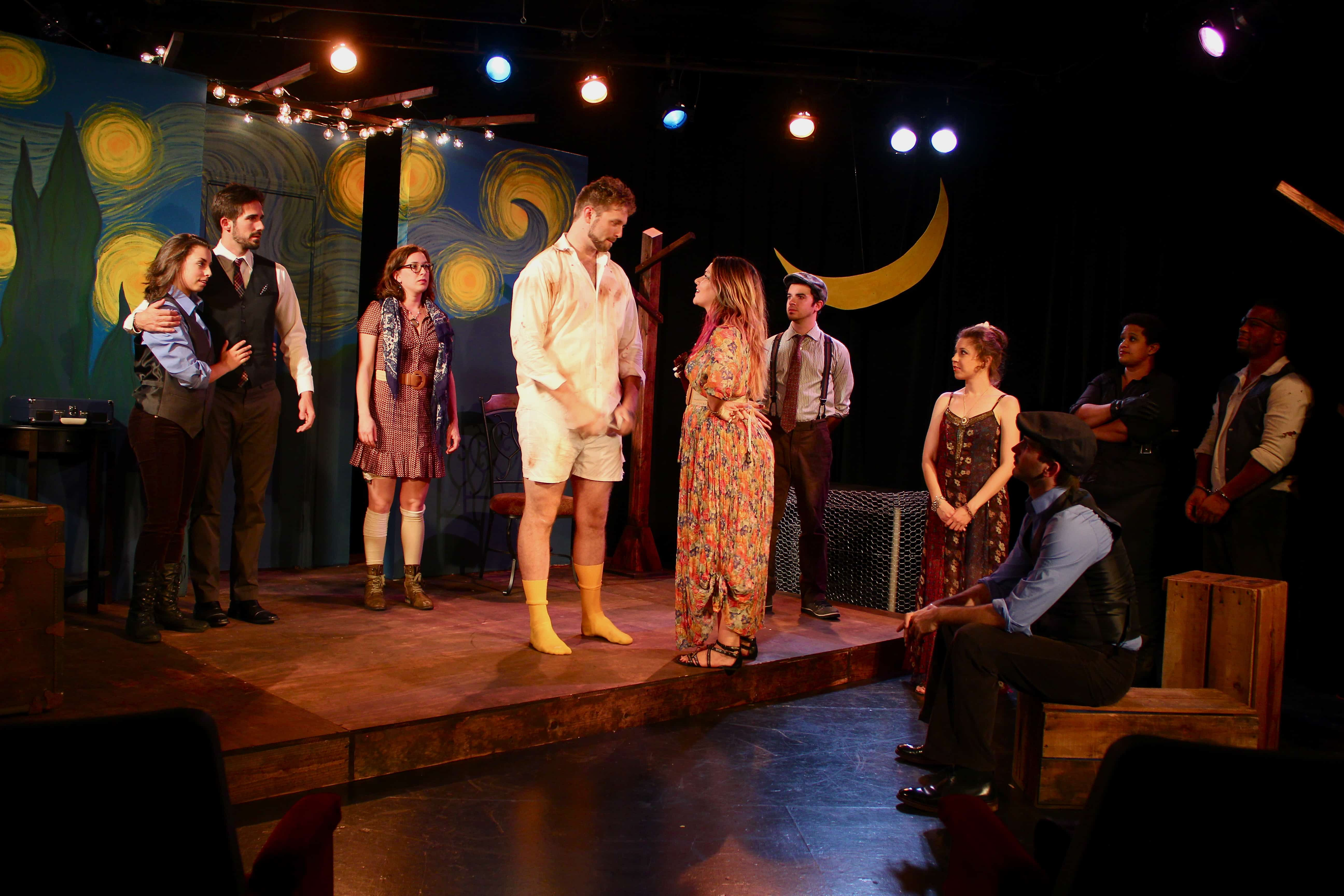Twelfth Night- Los Angeles New Court Theatre
