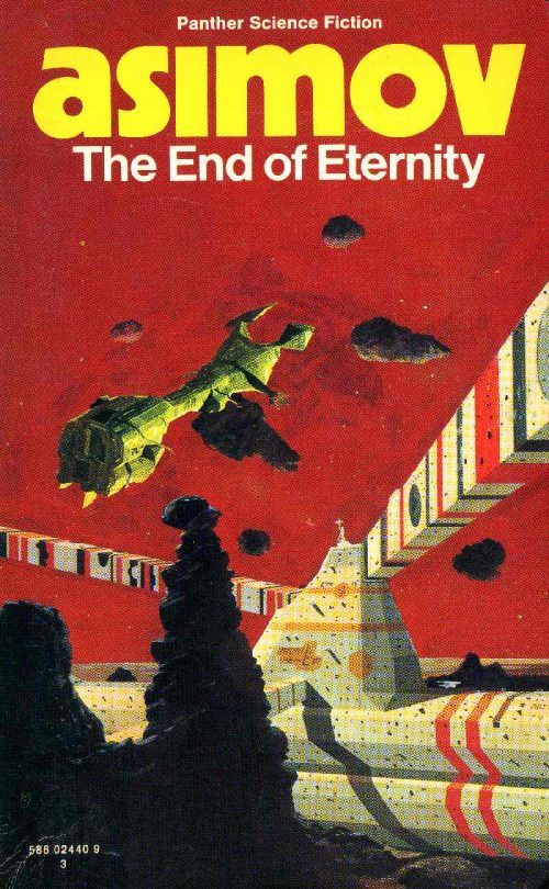 Isaac Asimov_1955_The End Of Eternity