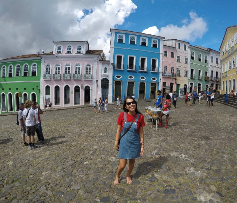 A week in Salvador, Brazil