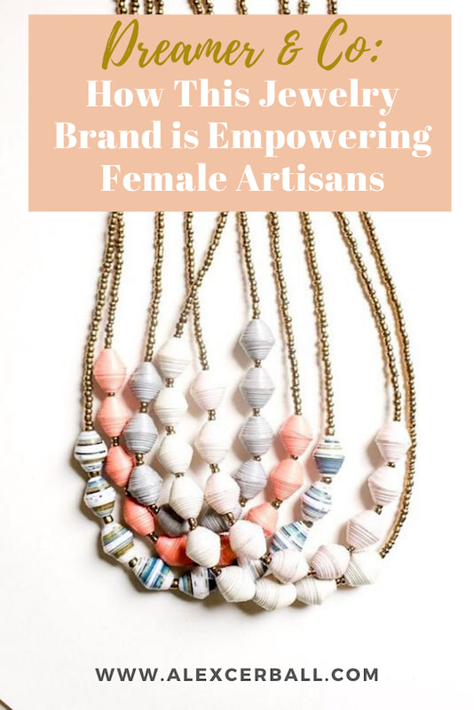 Dreamer & Co - Responsibly and ethically made jewelry