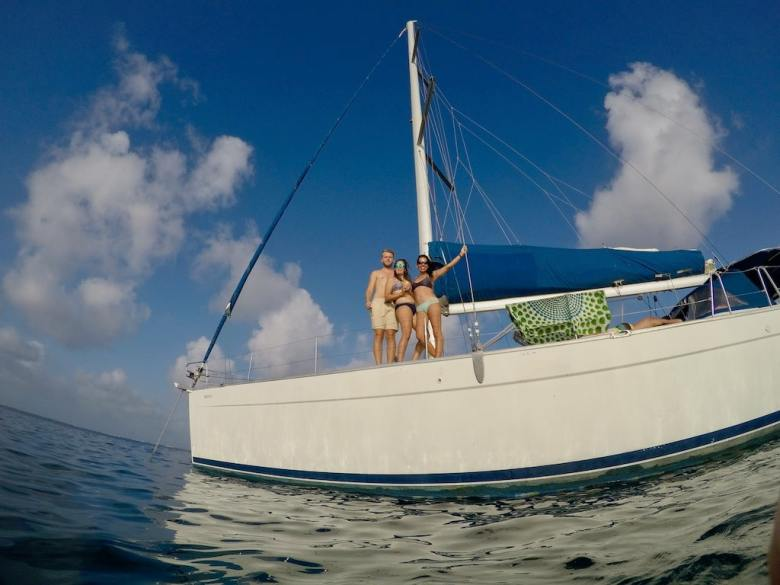 Panama Colombia Sailing