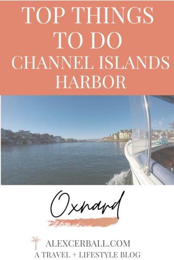 Channel Islands Activities
