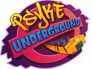logo psyké underground