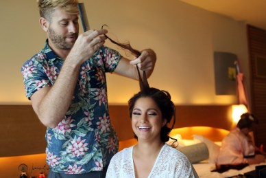 getting ready with brittany,beach palace,cancun