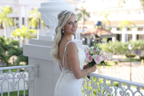 Bridal session for Jana's wedding day,RIU Palace Playacar,Playa del Carmen,Mexico