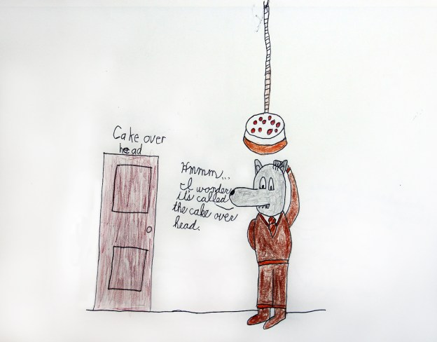 Cake Over Head