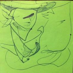 Cowboy Throw-up