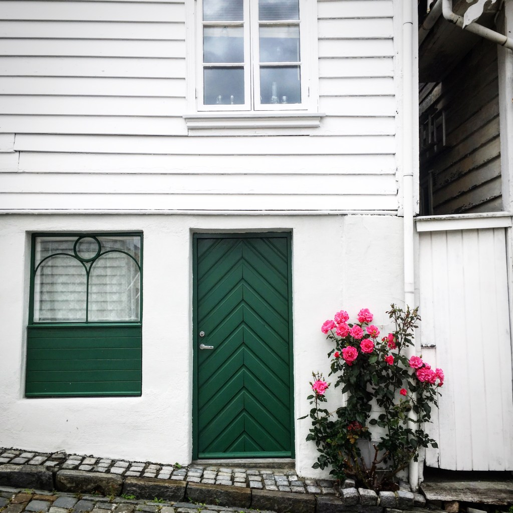 doorways of Norway