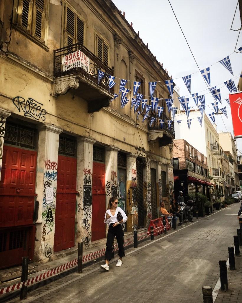 streets of Psyri