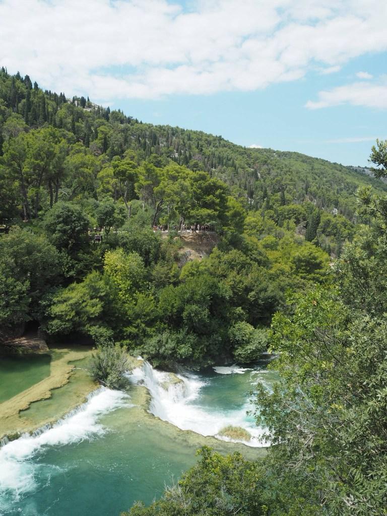 an honest guide to Krka National Park