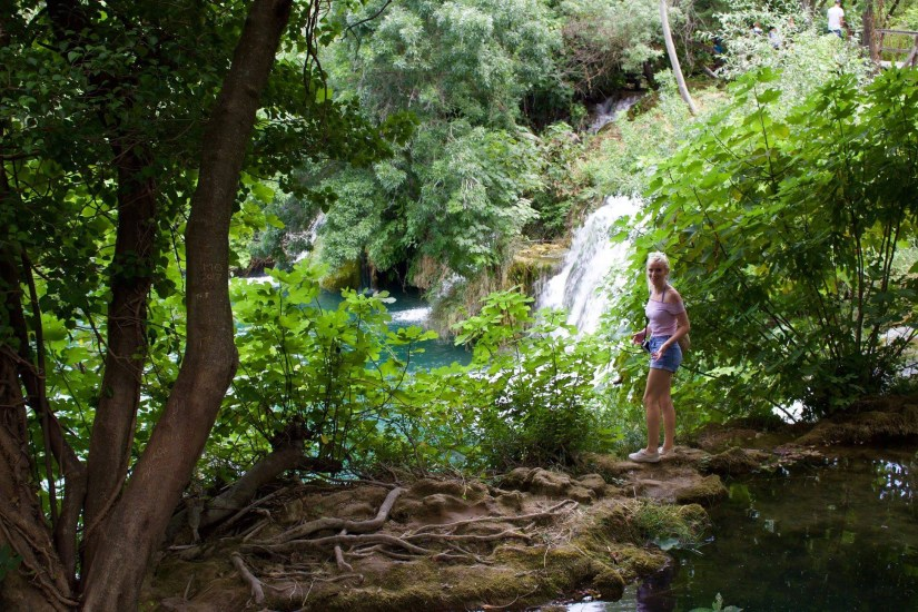 How to visit Krka National Park. Do not stray from the path