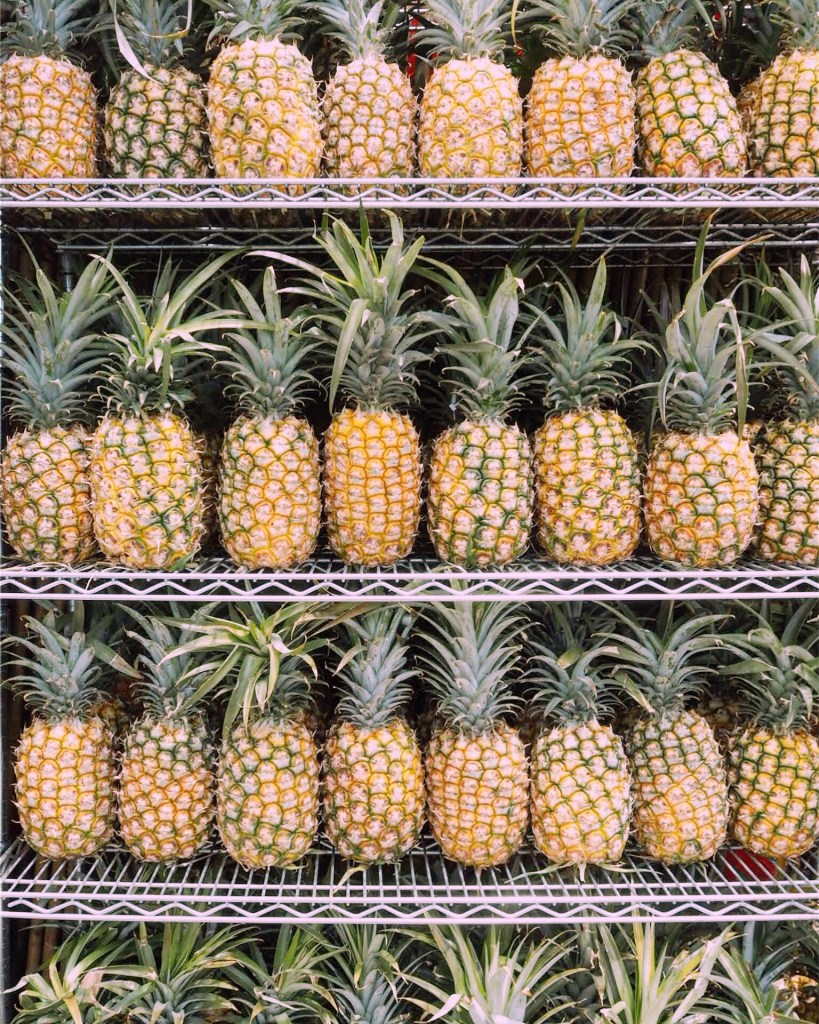 Pineapple in Oahu