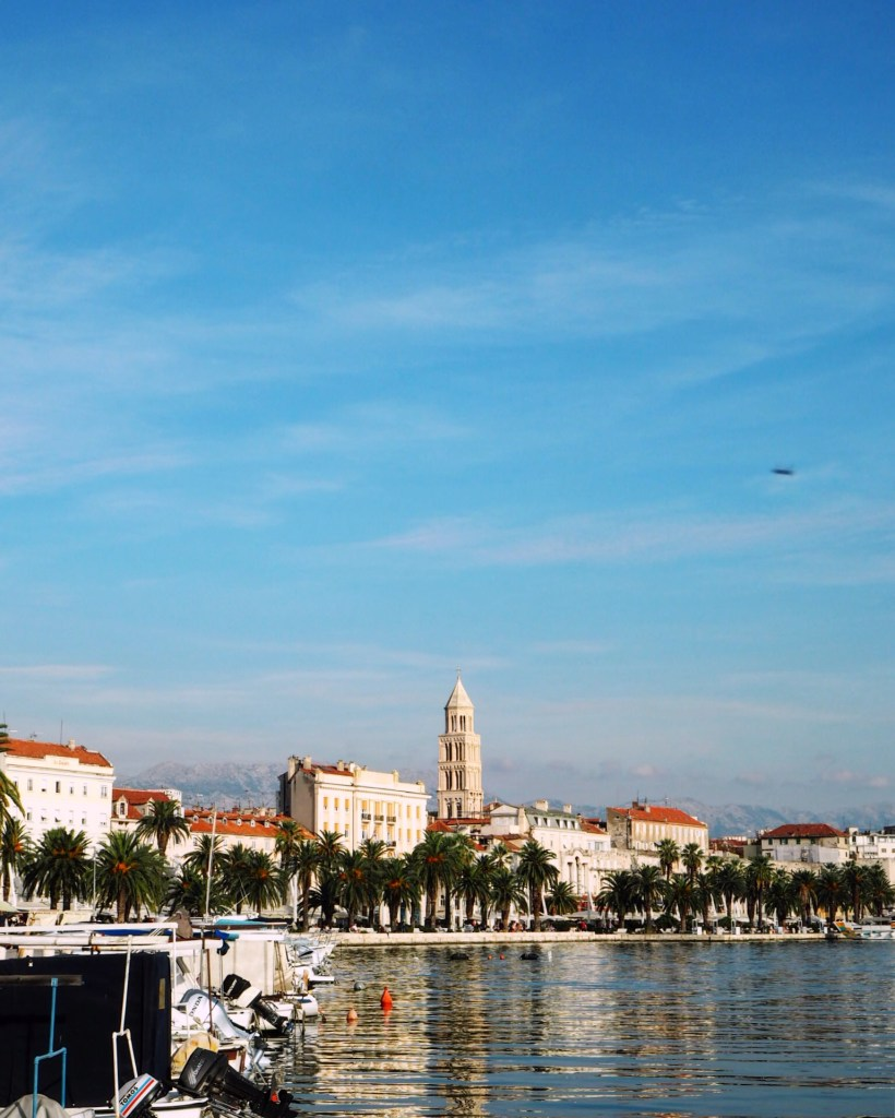 the best places to visit in Split Croatia