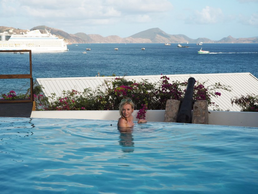 the alternative to beaches in St Kitts