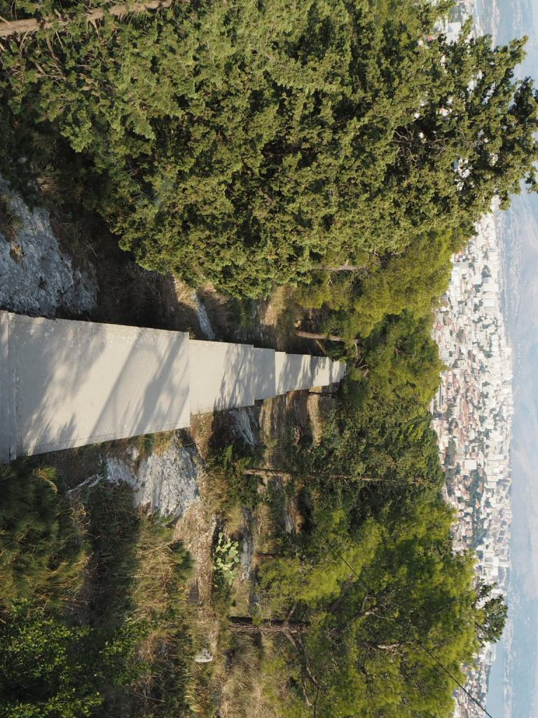 Marjan hill is one of the best places to visit in Split, Croatia