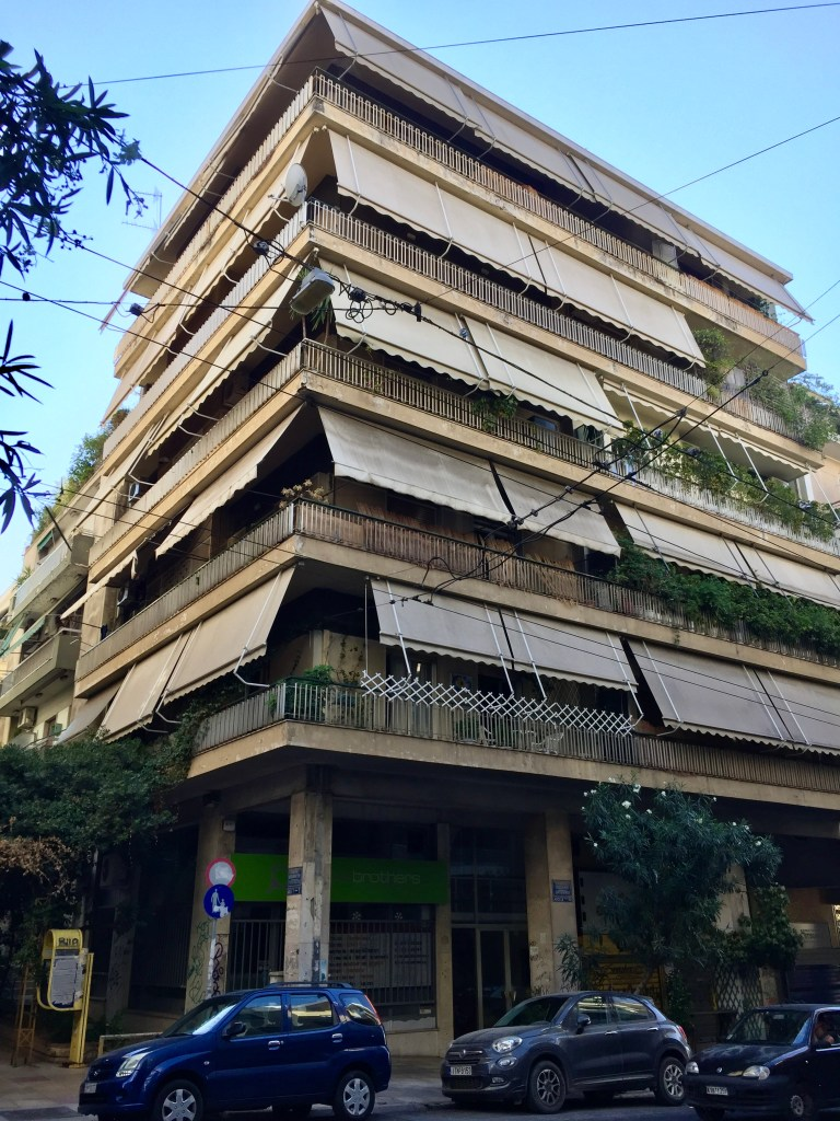 best areas to stay in Athens Greece