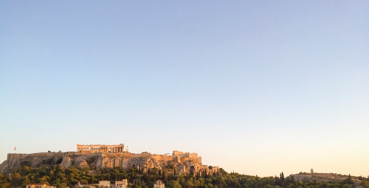 the best areas to stay in Athens