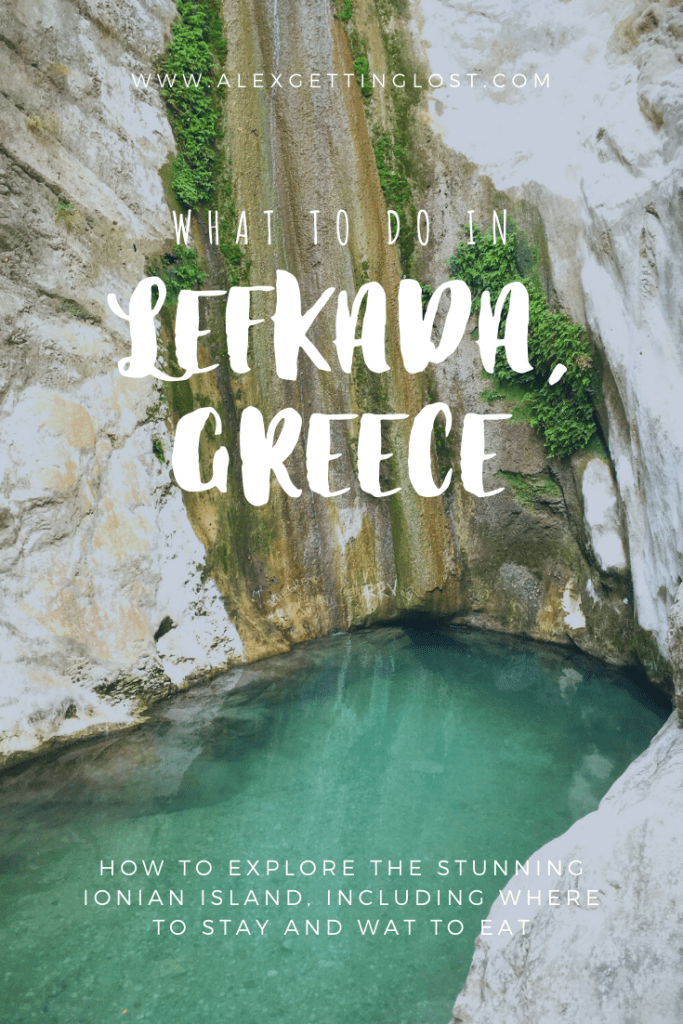 Greek islands guide to Lefkada