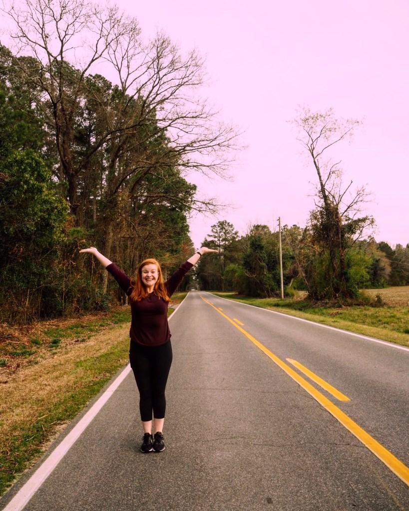 a guided tour of Riverton North Carolina!