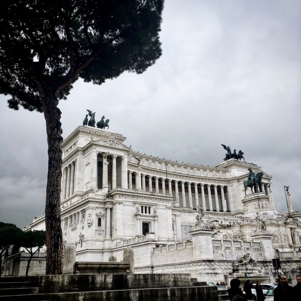 one of Rome's most famous monuments