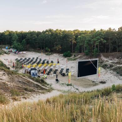 Locatie TOF Terschelling 2020