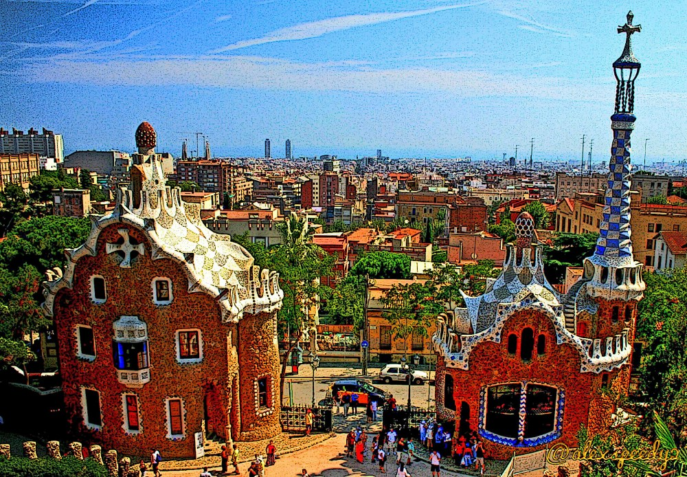 Barcelona Travel List