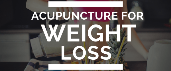 ACUPUNCTURE FOR WEIGHT LOSE