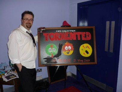 Tormented Premiere