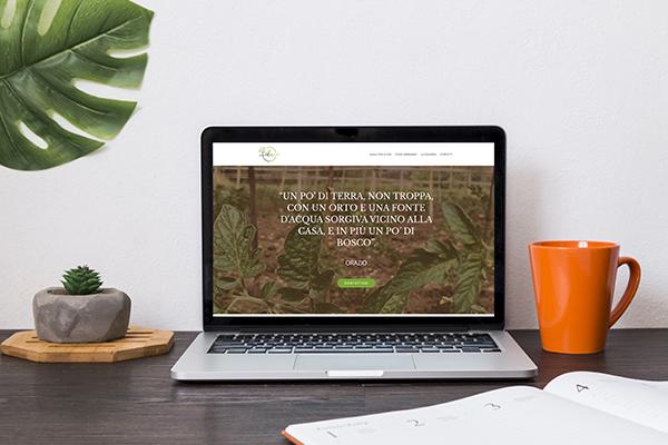 Realizzazione sito web Alm | alexiamasi.com