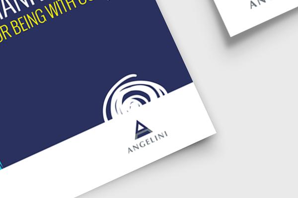 Creatività pubblicitaria convegni internazionali Angelini
