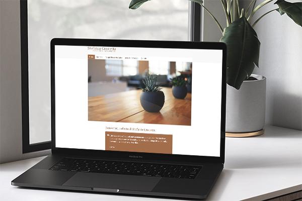Realizzazione sito web Stefania Crocetta | alexiamasi.com