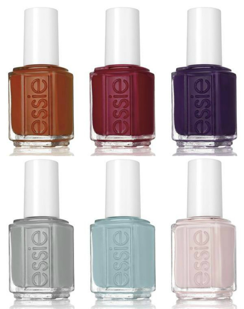Winter Nail Colours for an Instant Outfit Update - alexie