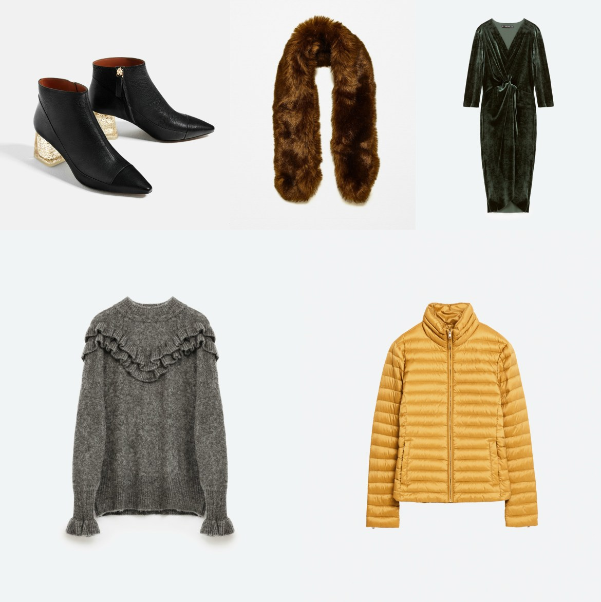 zara 5 must haves