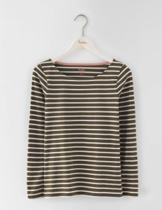 Boden Long Sleeved Breton Top £21.20