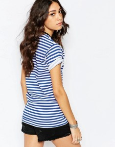 ASOS Reclaimed Vintage Striped Tee £25.00