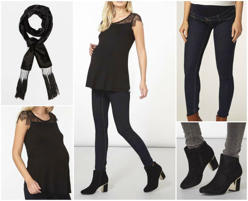 maternity-wear-date-night-outfit-grid