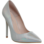 Office Point Courts Silver Iridescent £68