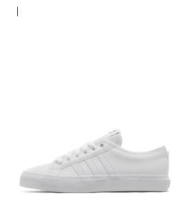White Adidas Trainers at JD Sports £55.00